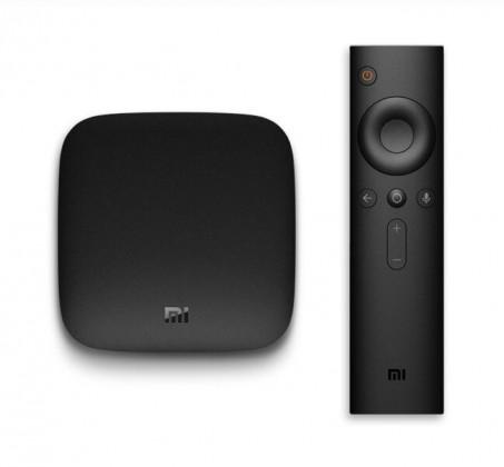 Multimediální centrum Xiaomi Mi TV Box EU