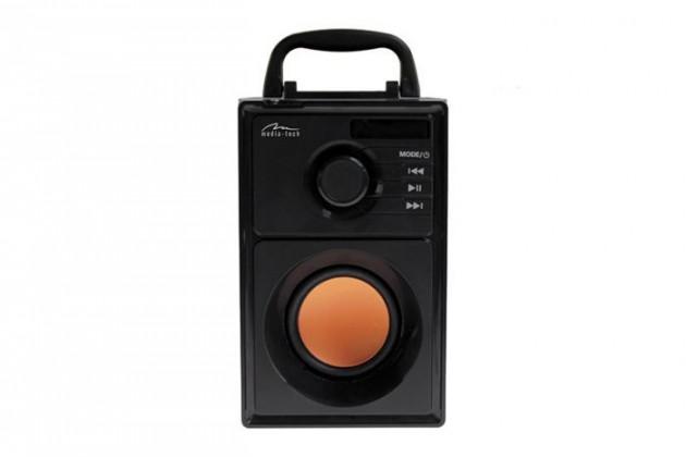 Multimediální reproduktor MediaTech BoomBox BT MT3145, černá