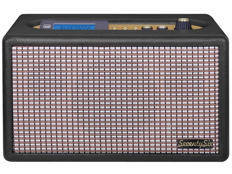 Multimediální reproduktor Trevi DS 1976, černá