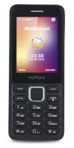 myPhone 6310 černá