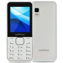 myPhone Classic Dual SIM, bílý