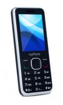 myPhone Classic Dual SIM, černý