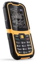 myPhone HAMMER 2, černá/oranžová