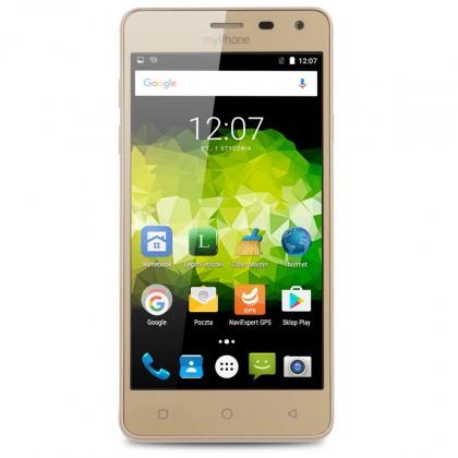 myPhone PRIME PLUS, zlatá