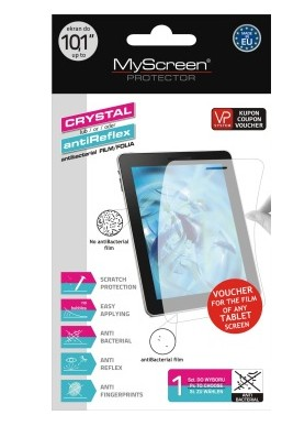 MyScreen Protector ochranná fólie pro tablety 27 x 19 cm (1 ks)
