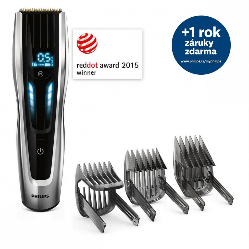 Na vlasy Zastřihovač vlasů Philips Hairclipper Series 9000 HC9450/15