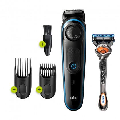 Na vlasy Zastřihovač vousů Braun BT 3240