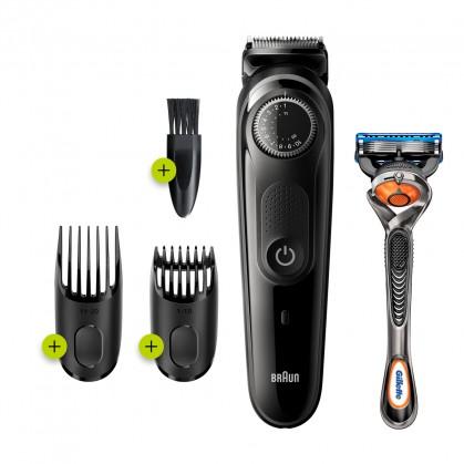 Na vlasy Zastřihovač vousů Braun BT 5242