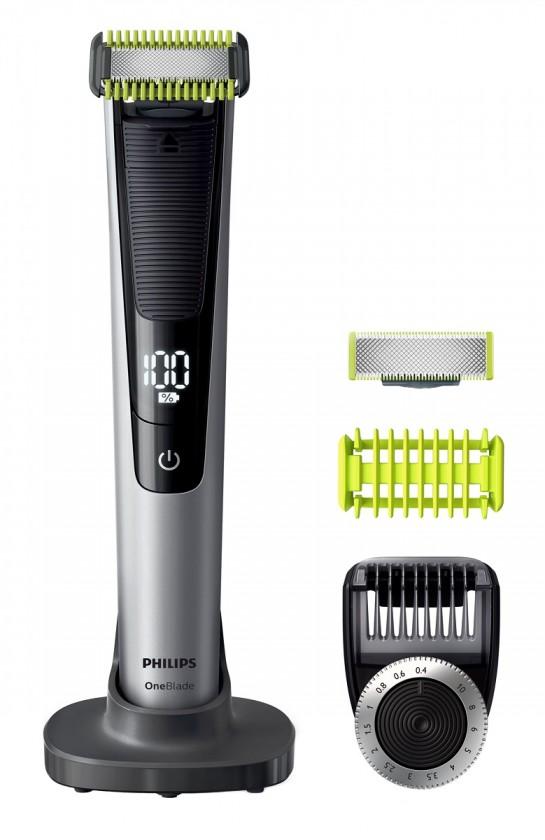 Na vousy Zastřihovač vousů Philips OneBlade QP6620/20