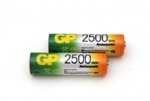 Nabíjecí baterie GP NiMH, AA, 2700mAh, 2ks
