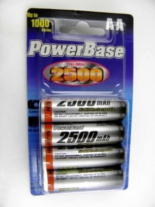 Nabíjecí baterie, nabíječky Baterie GP Ultra Alkaline AA 4ks