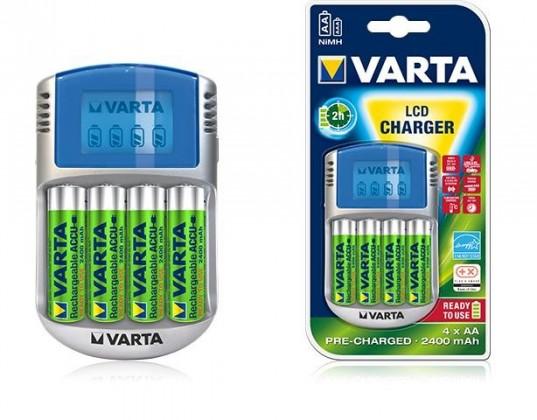 Nabíjecí baterie, nabíječky LCD charger