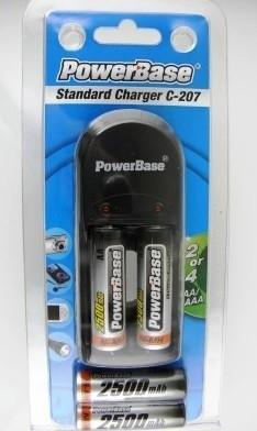 Nabíjecí baterie, nabíječky Nabíječka C-207