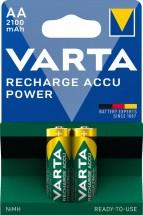 Nabíjecí baterie Varta, AA, 2100mAh, 2ks