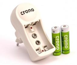 Nabíječka+baterie AA 2600 mAh