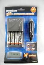 Nabíječka baterií (C-431) AA/AAA