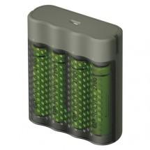 Nabíječka baterií GP B53457 Speed + 4xAA ReCyko