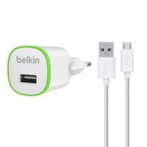 Nabíječka Belkin F8M710vf04WHT - neoriginální (bílá)