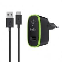 Nabíječka Belkin s kabelem USB Typ C, černá