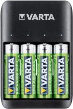 Nabíječka na baterie Varta  57652101401 Quattro pro 4x AA/AAA