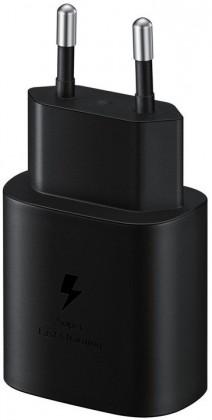 Nabíječka Samsung 1x USB Typ C, 25W + kabel USB Typ C, černá