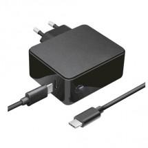 Nabíječka Trust Maxo 61W, pro Apple MacBook, 2 m, černá