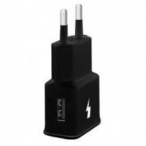 Nabíječka WG 1xUSB + kabel Micro USB, černá