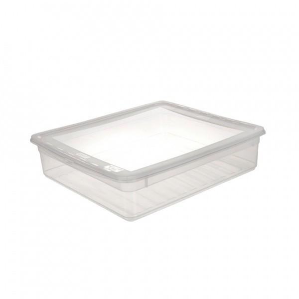 Nábytek AIR CONTROL-Box úložný s víkem, 9l (transparentní)