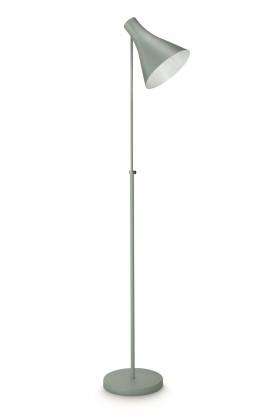 Nábytek Aline - Lampa E 27, 25cm (zelená)