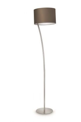 Nábytek Aline - Lampa E 27, 35,5cm (hnědá)