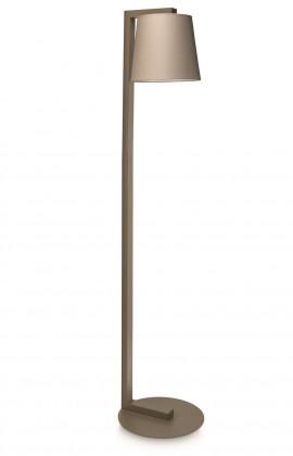 Nábytek Aline - Lampa E 27, 37,3cm (myší šedá)