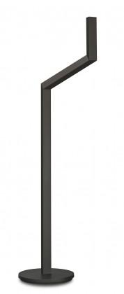 Nábytek Aline - Lampa LED, 32,5cm (černá)