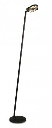 Nábytek Aline - Lampa LED, 46,9cm (černá)