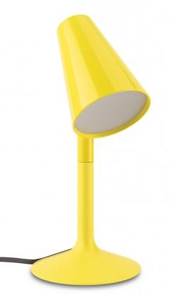 Nábytek Aloha - Lampička LED, 20cm (žlutá)