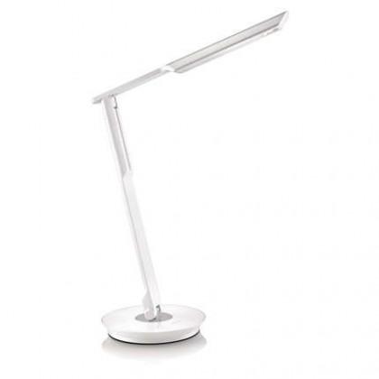 Nábytek Aloha - Lampička LED, 49cm (bílá)