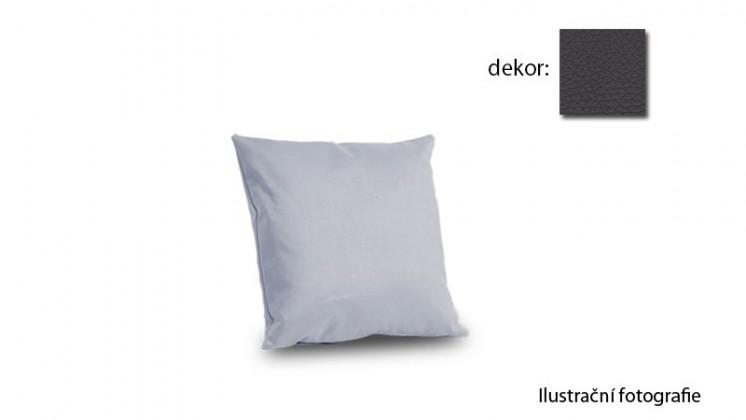 Nábytek Amora - polštář 40x40cm (prime-black)