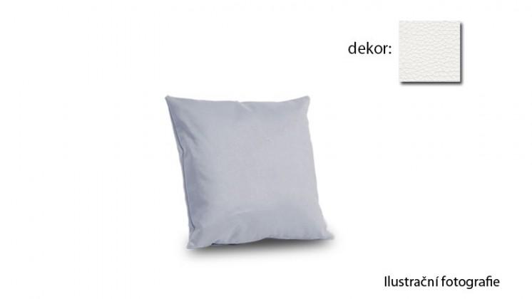 Nábytek Amora - polštář 40x40cm (prime-white)