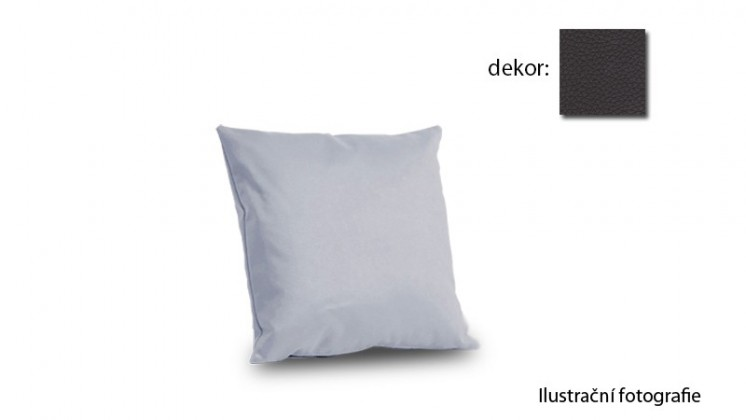 Nábytek Amora - polštář 50x50cm (prime-schoko)