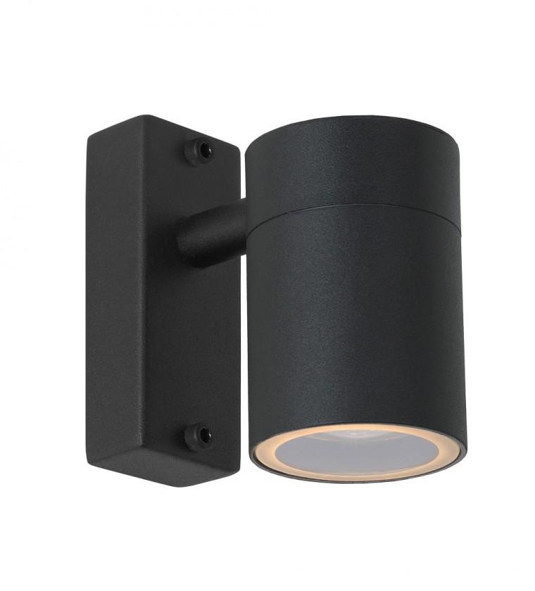 Nábytek Arne - venkovní osvětlení, 35W, 1xGU10, 11 cm (černá)