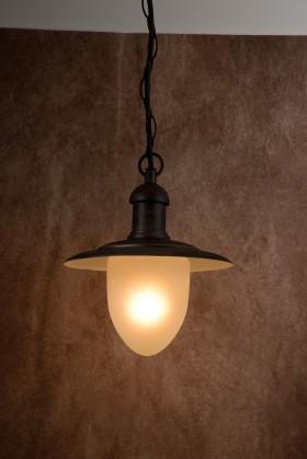 Nábytek Aruba - stropní osvětlení, 60W, E27 (bronzová)