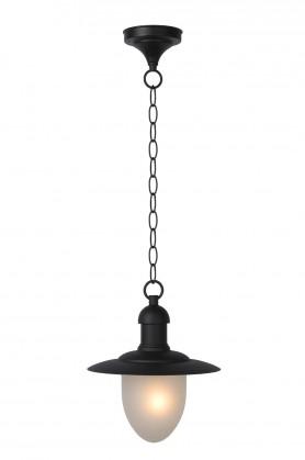 Nábytek Aruba - stropní osvětlení, 60W, E27 (černá)