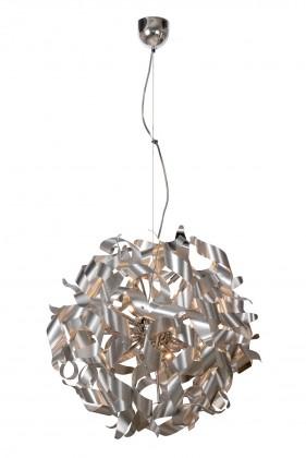 Nábytek Atoma - stropní osvětlení, 33W, 12xG9 (stříbrná)
