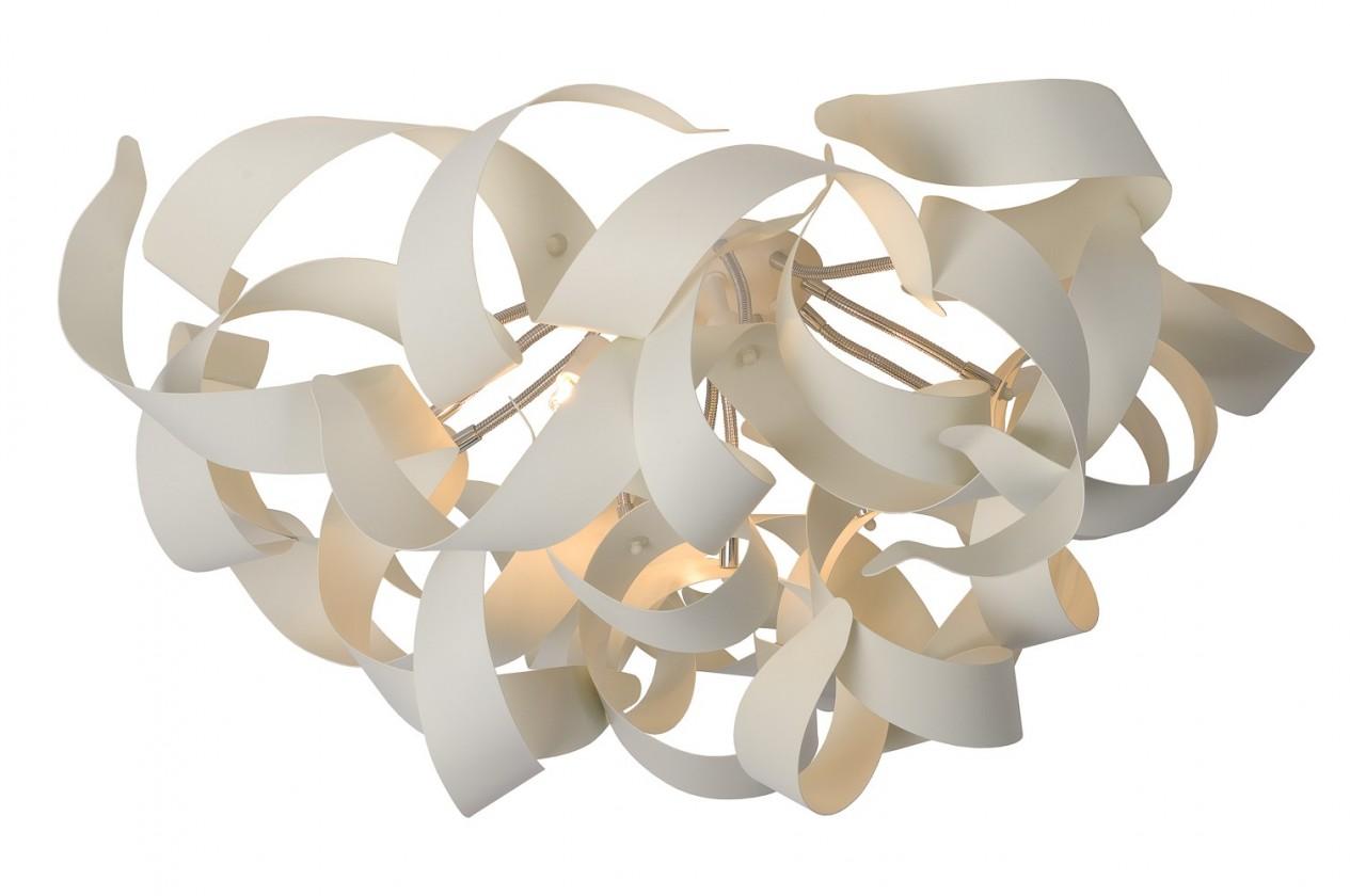 Nábytek Atoma - stropní osvětlení, 33W, 6xG9 (bílá)