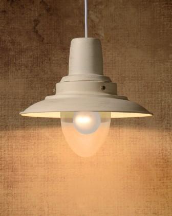 Nábytek Bastia - stropní osvětlení, 24W, E27 (bílá)