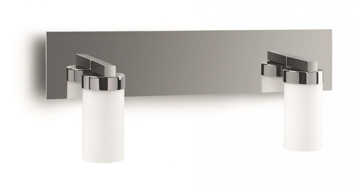 Nábytek Bath - Koupelnové osvětlení E 14, 42cm (lesklý chrom)