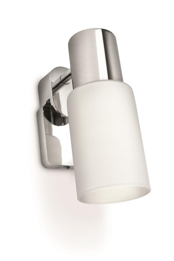 Nábytek Bath - Koupelnové osvětlení E 14, 5,7cm (lesklý chrom)