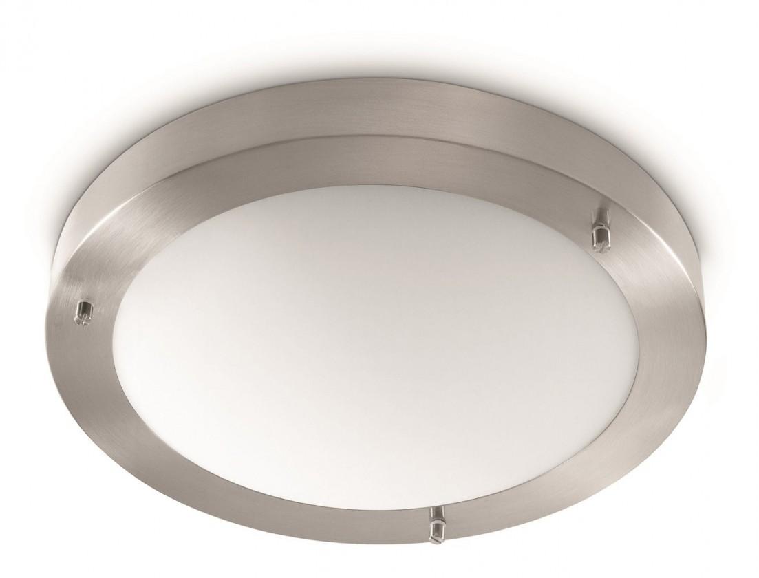 Nábytek Bath - Koupelnové osvětlení E 27, 31,5cm (matný chrom)