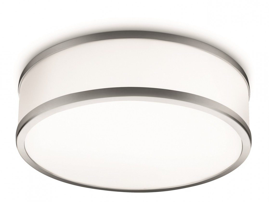 Nábytek Bath - Koupelnové osvětlení E 27, 31,8cm (lesklý chrom)