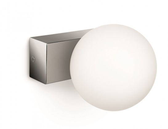 Nábytek Bath - Koupelnové osvětlení G9, 12,5cm (lesklý chrom)