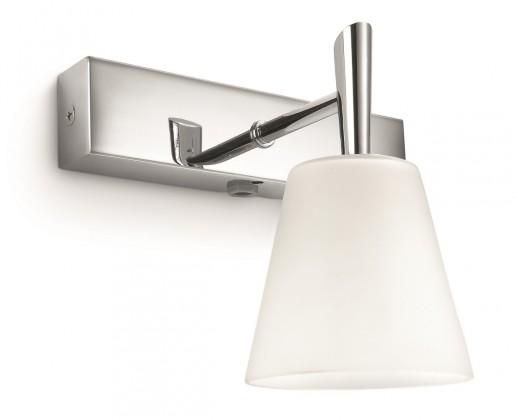 Nábytek Bath - Koupelnové osvětlení G9, 16,5cm (lesklý chrom)